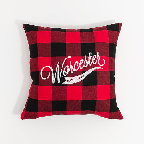 1722 Buffalo Plaid Pillow