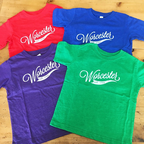 Worcester 1722 Toddler T-Shirt