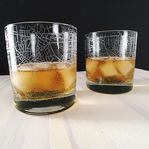 Worcester Rocks Glass