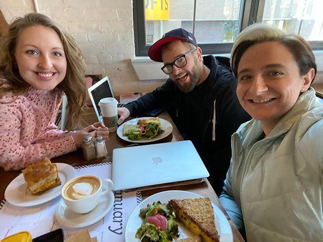 Team Breakfasts