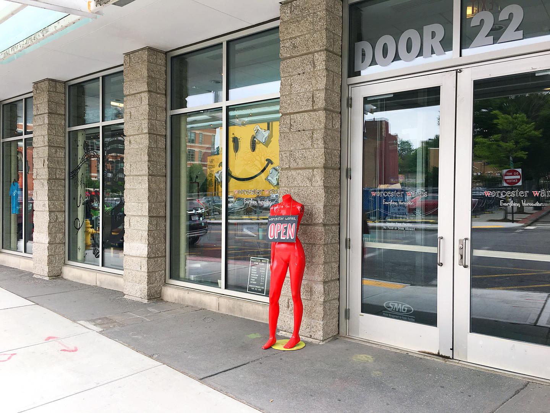 DCU Center Store