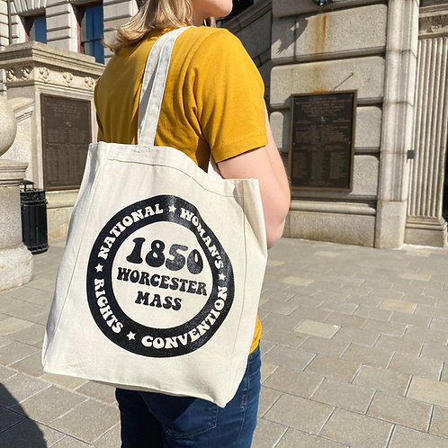 National Woman's Rights Convention Tote