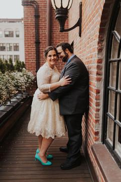 Jessica & Evan Sahagian