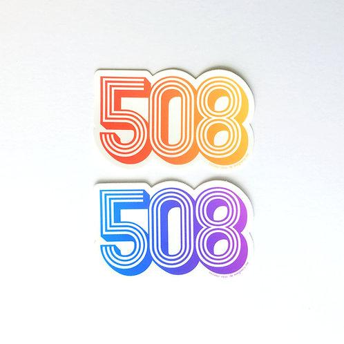 508 Sticker
