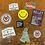 Thumbnail: Entering Worcester Sticker