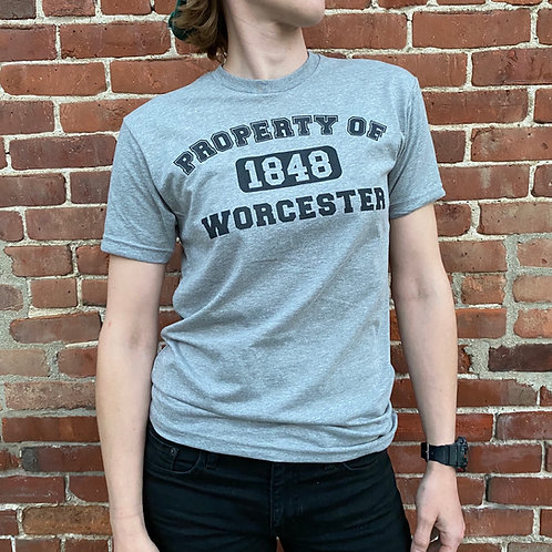 Property of Worcester T-Shirt