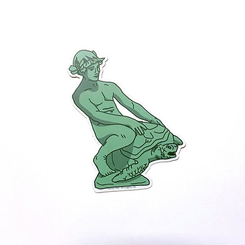 Turtleboy Magnet
