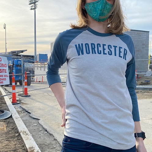 Worcester Rocker Baseball T-Shirt