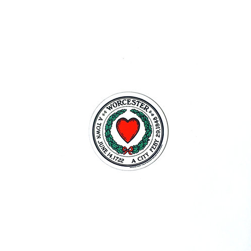 Official City Seal Magnet