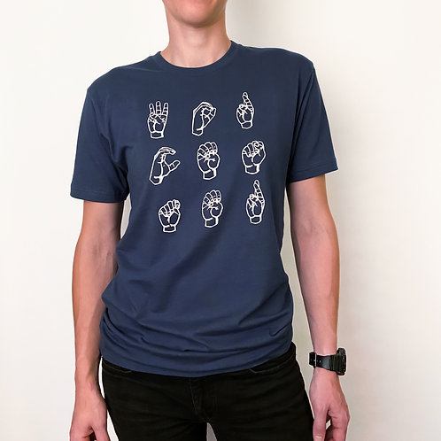 Sign Language T-Shirt
