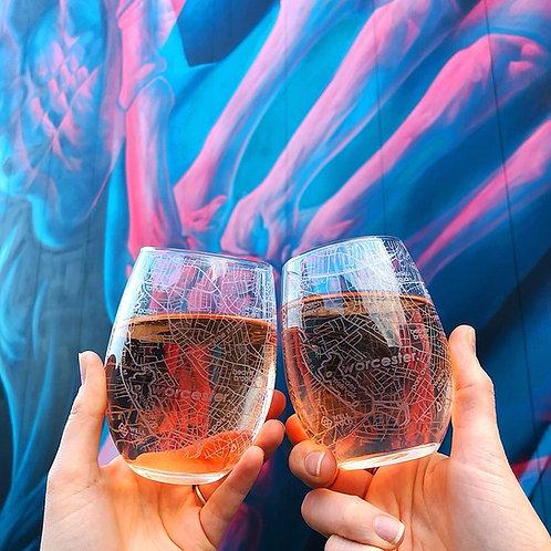Worcester Wine Glass