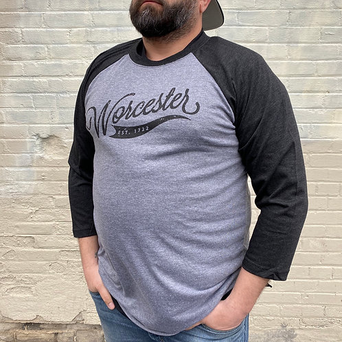 Worcester Baseball T-Shirt