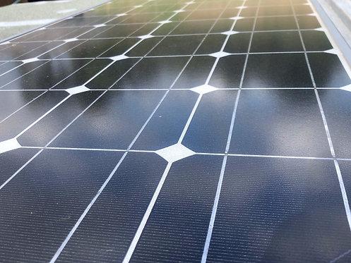50 Watt Solar Panel Plug 'N' Play Kit