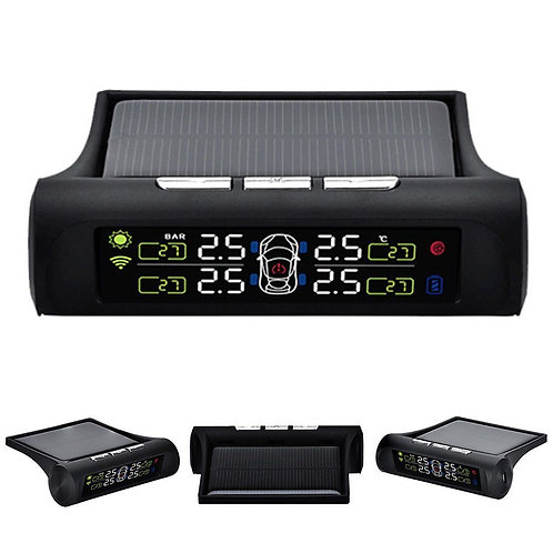 Horse Trailer Tyre Monitoring System
