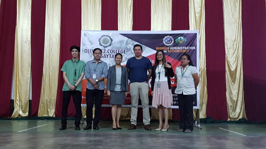 Olivarez College Tagaytay
