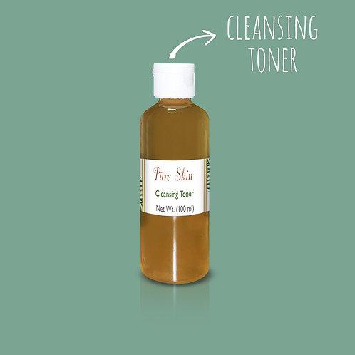 Cleansing Toner