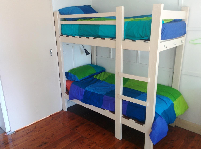 Cabin 3's bunk beds
