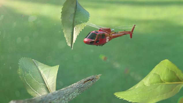 잠자리 헬리콥터