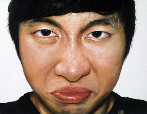 자화상2012 Self-portrait