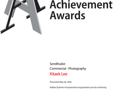2016 ADAA Semifinalist. Commercial – Photography