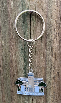 Patterson Bethel Mini Keychain for Jehov