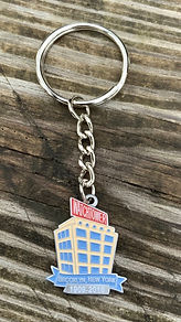 Brooklyn Bethel Mini Keychain for Jehova