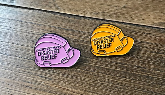 2- Disaster Relief Committee Lapel Pin