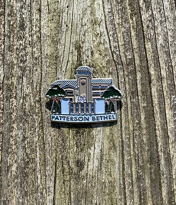 50 Count Patterson Bethel Lapel Pin