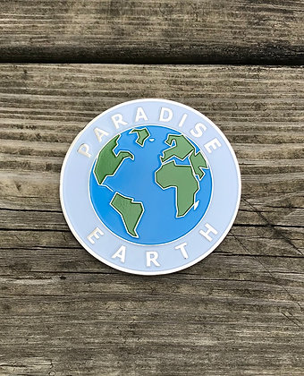 Paradise Earth Magnet
