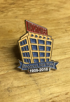 2-Brooklyn Bethel Lapel Pin