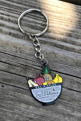 Fruitage of the Spirit Mini-Keychain