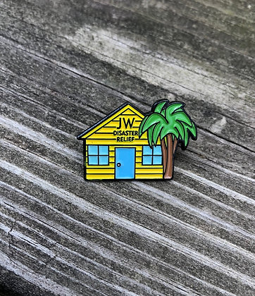 25- DRC Housing Lapel Pin