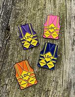 LDC Safety Vest Lapel Pins for Jehovahs