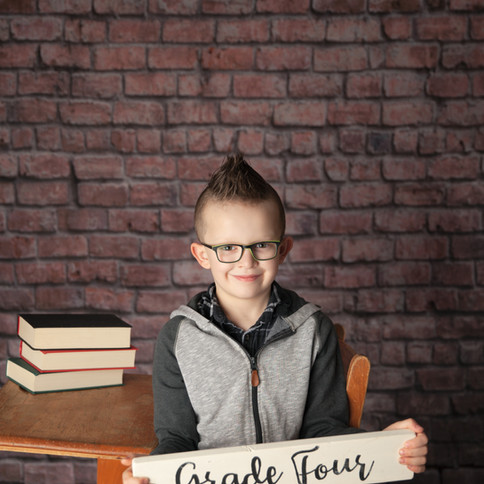 grade 4 school photos