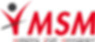 MSM Logo Marketing & Sport Management Crans-Montana
