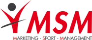 MSM Logo Marketing & Sport Management Crans-Montana