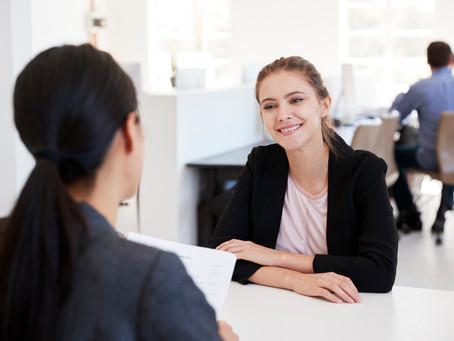 """Intervjufråga: """"Varför skulle du vilja ha denna tjänst?"""""""