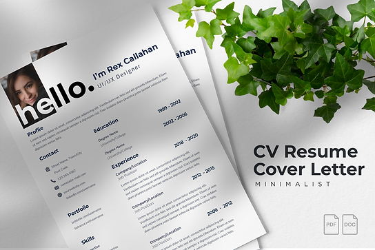 Rex Callahan - Presentation Design Templ