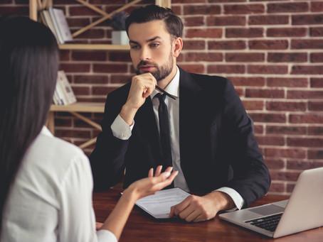 """Intervjufråga: """"Berätta om dig själv"""""""