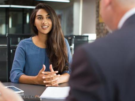 """Intervjufråga: """"Vad tycker du minst om med ditt jobb?"""""""