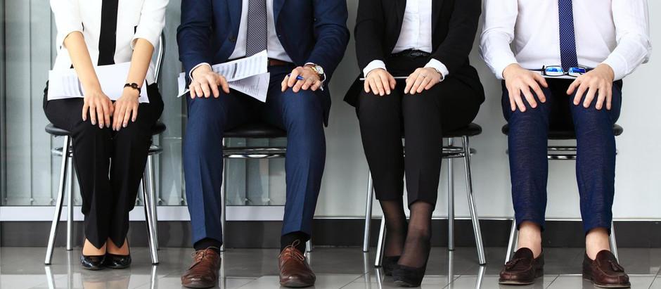 Rätt klädsel inför arbetsintervju