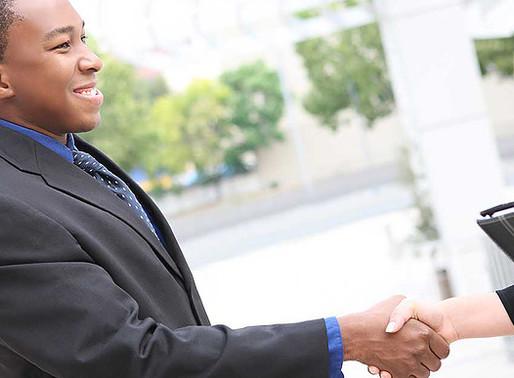 Tips för en framgångsrik intervjuetikett