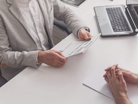 Arbetsintervjufrågor att ställa till arbetsgivare