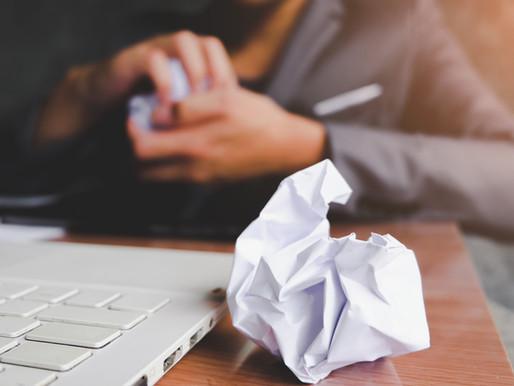 Vanliga misstag i ditt CV - kan sumpa dina chanser