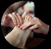 massage des pieds à Bayonne