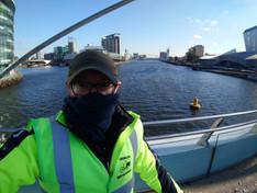 nick on bridge