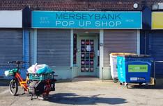 Merseybank Pop up shop