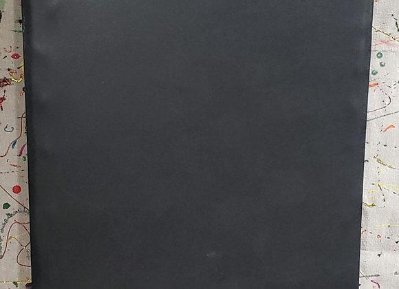 Black Folding Table