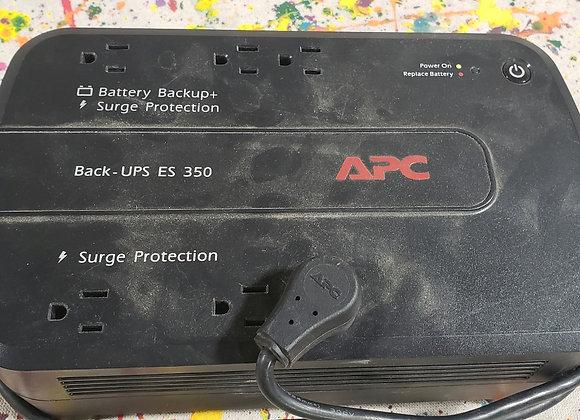 Backup Battery + Surge Protection