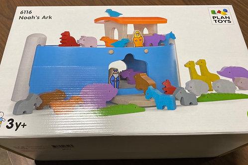 Noah's Ark by PLAN